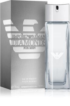Armani Emporio Diamonds for Men Eau de Toillete για άνδρες 75 μλ