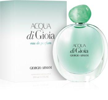 Armani Acqua di Gioia eau de parfum nőknek 100 ml