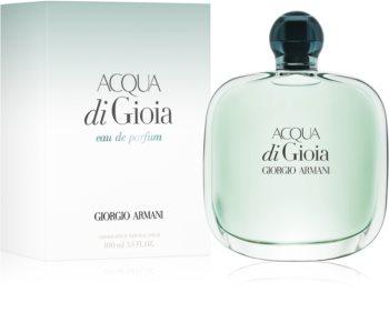 Armani Acqua di Gioia eau de parfum pour femme 100 ml