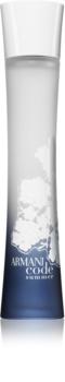 Armani Code Summer Pour Femme 2010 toaletná voda pre ženy 75 ml