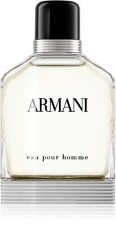 Armani Eau Pour Homme Eau de Toilette für Herren 100 ml