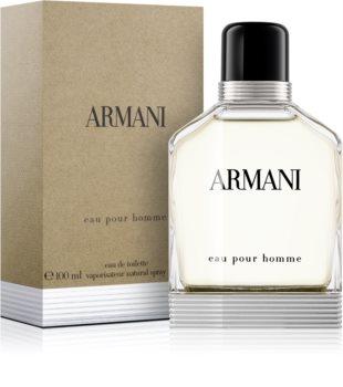 Armani Eau Pour Homme Eau de Toilette for Men 100 ml