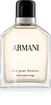 Armani Eau Pour Homme Aftershave lotion  voor Mannen 100 ml