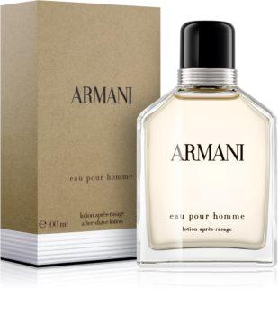 Armani Eau Pour Homme after shave para homens 100 ml