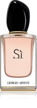 Armani Sì Eau de Parfum Damen 50 ml