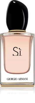 Armani Sì  eau de parfum pour femme 50 ml