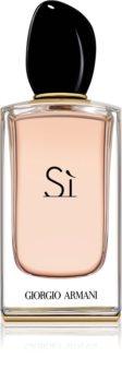 Armani Sì Eau de Parfum voor Vrouwen  100 ml