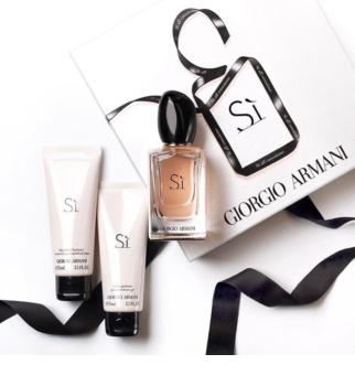 Armani Sì  Eau de Parfum para mulheres 50 ml