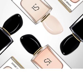 Armani Sì Nacre Edition Eau De Parfum For Women 50 Ml Limited
