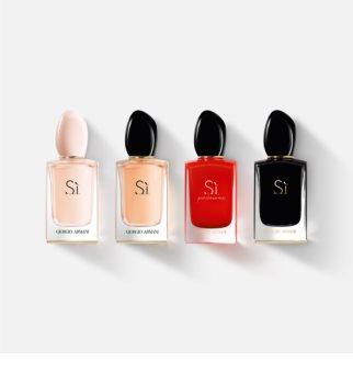 Armani Sì  Intense Eau de Parfum voor Vrouwen  100 ml