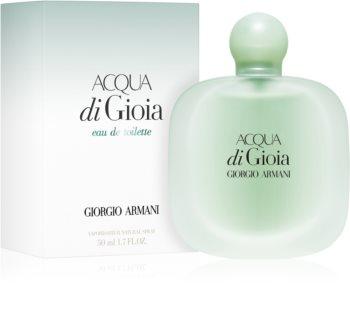 Armani Acqua di Gioia toaletna voda za žene 50 ml