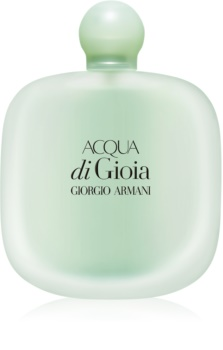 Armani Acqua di Gioia Eau de Toilette para mulheres 100 ml