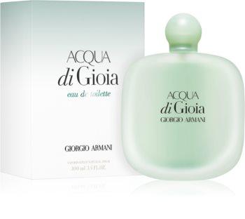 Armani Acqua di Gioia Eau de Toilette for Women 100 ml