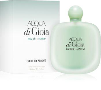 Armani Acqua di Gioia eau de toilette pour femme 100 ml
