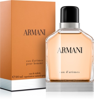 Armani Eau d'Arômes Eau de Toilette for Men 100 ml