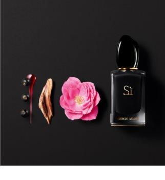 Armani Sì  Intense woda perfumowana dla kobiet 100 ml