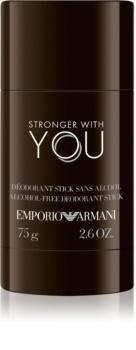 Armani Emporio Stronger With You Deo-Stick für Herren 75 g