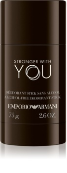 Armani Emporio Stronger With You déodorant stick pour homme 75 g