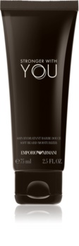 Armani Emporio Stronger With You crème à barbe pour homme 75 ml