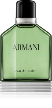 Armani Eau de Cèdre eau de toilette for Men