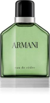 Armani Eau de Cèdre eau de toilette per uomo 100 ml