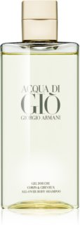 Armani Acqua di Giò Pour Homme tusfürdő gél férfiaknak 200 ml