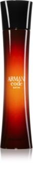 Armani Code Satin Eau de Parfum για γυναίκες 75 μλ