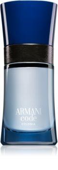 Armani Code Colonia eau de toilette voor Mannen  50 ml