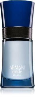 Armani Code Colonia eau de toilette voor Mannen