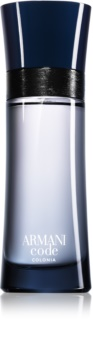 Armani Code Colonia eau de toilette para homens 125 ml