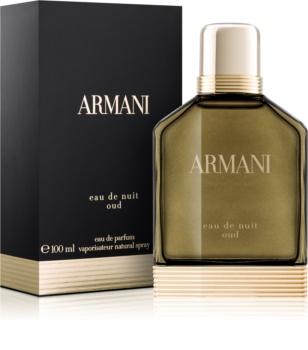 Armani Eau De Nuit Oud Eau de Parfum voor Mannen 100 ml