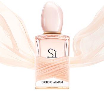 Armani Sì  Rose Signature eau de parfum pour femme 50 ml