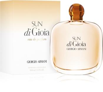 Armani Sun di  Gioia eau de parfum pentru femei 100 ml
