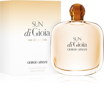 Armani Sun di  Gioia Eau de Parfum voor Vrouwen  100 ml