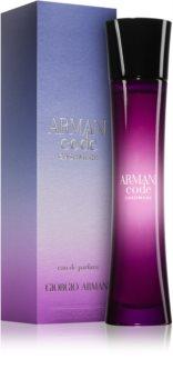 Armani Code Cashmere parfémovaná voda pro ženy 50 ml
