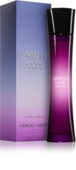 Armani Code Cashmere Parfumovaná voda pre ženy 50 ml