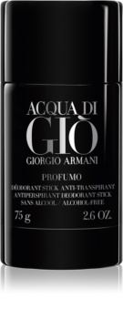 Armani Acqua di Giò Profumo dédorant stick pour homme 75 g