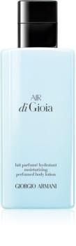 Armani Air di Gioia testápoló tej hölgyeknek