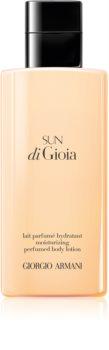 Armani Sun di  Gioia lait corporel pour femme 200 ml