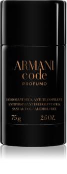 Armani Code Profumo αποσμητικό σε στικ για άντρες 75 γρ
