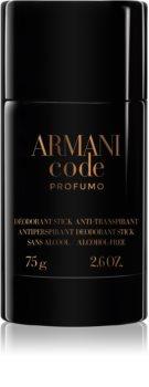 Armani Code Profumo dédorant stick pour homme 75 g