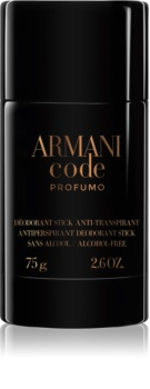 Armani Code Profumo deostick pre mužov 75 g