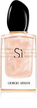 Armani Sì  Nacre Edition eau de parfum nőknek 50 ml limitált kiadás