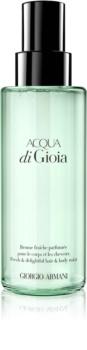 Armani Acqua di Gioia spray corporal para mujer 140 ml y spray para cabello