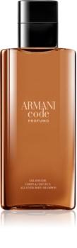 Armani Code Profumo sprchový gel pro muže 200 ml