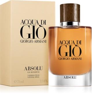 Armani Acqua di Giò Absolu парфумована вода для чоловіків 75 мл
