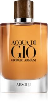 Armani Acqua di Giò Absolu parfumovaná voda pre mužov 125 ml