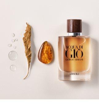 Armani Acqua di Giò Absolu parfémovaná voda pro muže 125 ml
