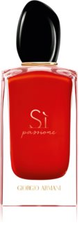 Armani Sì  Passione eau de parfum para mujer 100 ml