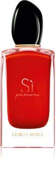 Armani Sì  Passione Eau de Parfum voor Vrouwen  100 ml
